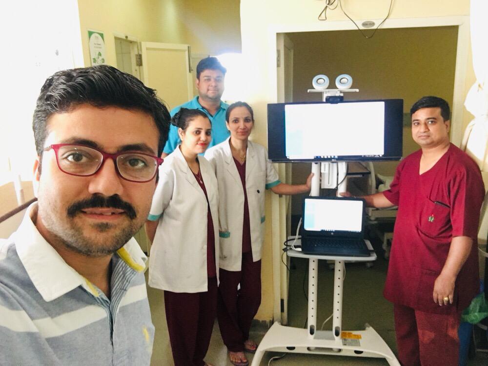 Dialysis Unit Fortis Kangra Himachal
